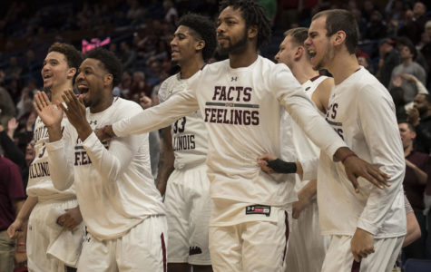 SIU defeats Colorado State in Mountain West-Missouri Valley conference challenge