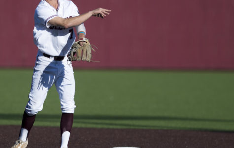 Saluki baseball splits doubleheader with Illinois