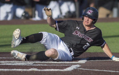 Saluki Baseball splits doubleheader with Memphis Tigers