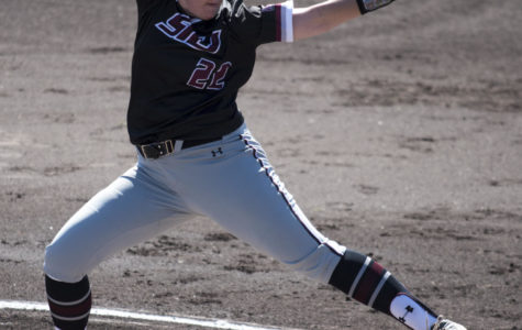 Salukis split second doubleheader at Coach B Classic