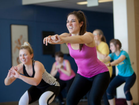 Gallery: Community gathers for fitness classes