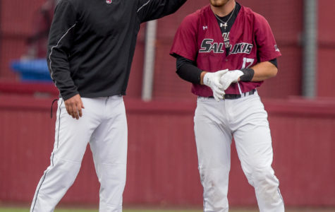 Saluki baseball takes weekend series against UC Irvine