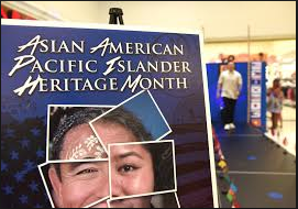 April is Asian American and Pacific Islander Heritage Month