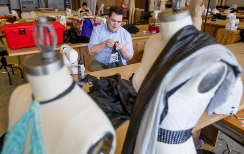 Fashion design students to showcase final works in runway fashion show