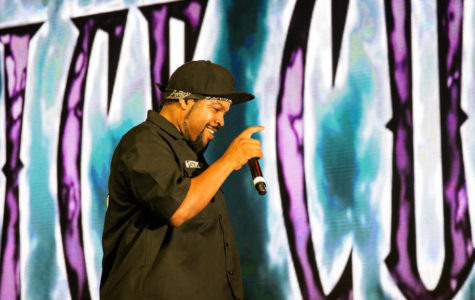 Gallery: Ice Cube brings West Coast rap to SIU