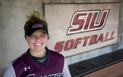 Brianna Jones building her legacy as Salukis' softball ace