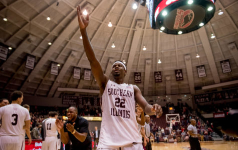 SIU beats SIUE in final road trip game