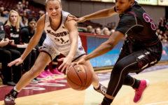 Women's basketball: Salukis fall short to Missouri State in 66-51 loss