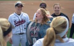 Jessica Jansen, Saluki softball's number one fan