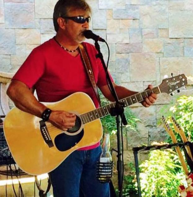 Walker's Bluff: Dave Simmons (The Rhythm Man)