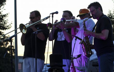 Southern Illinois gets down with the Jungle Dogs at fifth summer concert