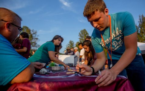 Gallery: SIU welcomes students to campus during new student events