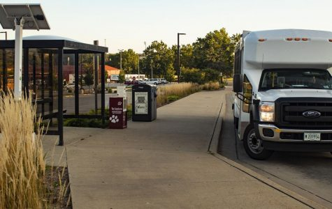 Saluki Express adds new bus route, QR codes for faster boarding