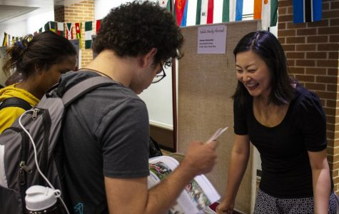 Fall Study Abroad Fair introduces students to options abroad, passport application offered
