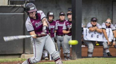 Saluki softball splits second doubleheader in Under Armour Showcase