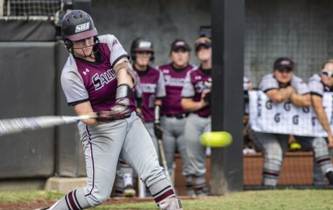 Salukis sweep Indiana State Sycamores in three