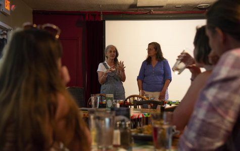 Sustainable Living Film Series discusses documentaries at Longbranch Cafe and Bakery