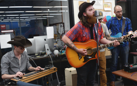 Newsroom Sessions: Kasey Lee Rogers and Texas Holden