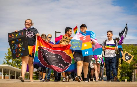 Photo of the day: LGBTQ+ walk spreads love