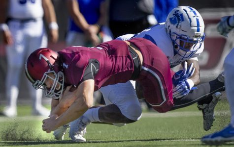 SIU loses final football game of the season