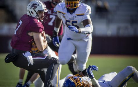 Strong Jackrabbit defense leads to Saluki loss