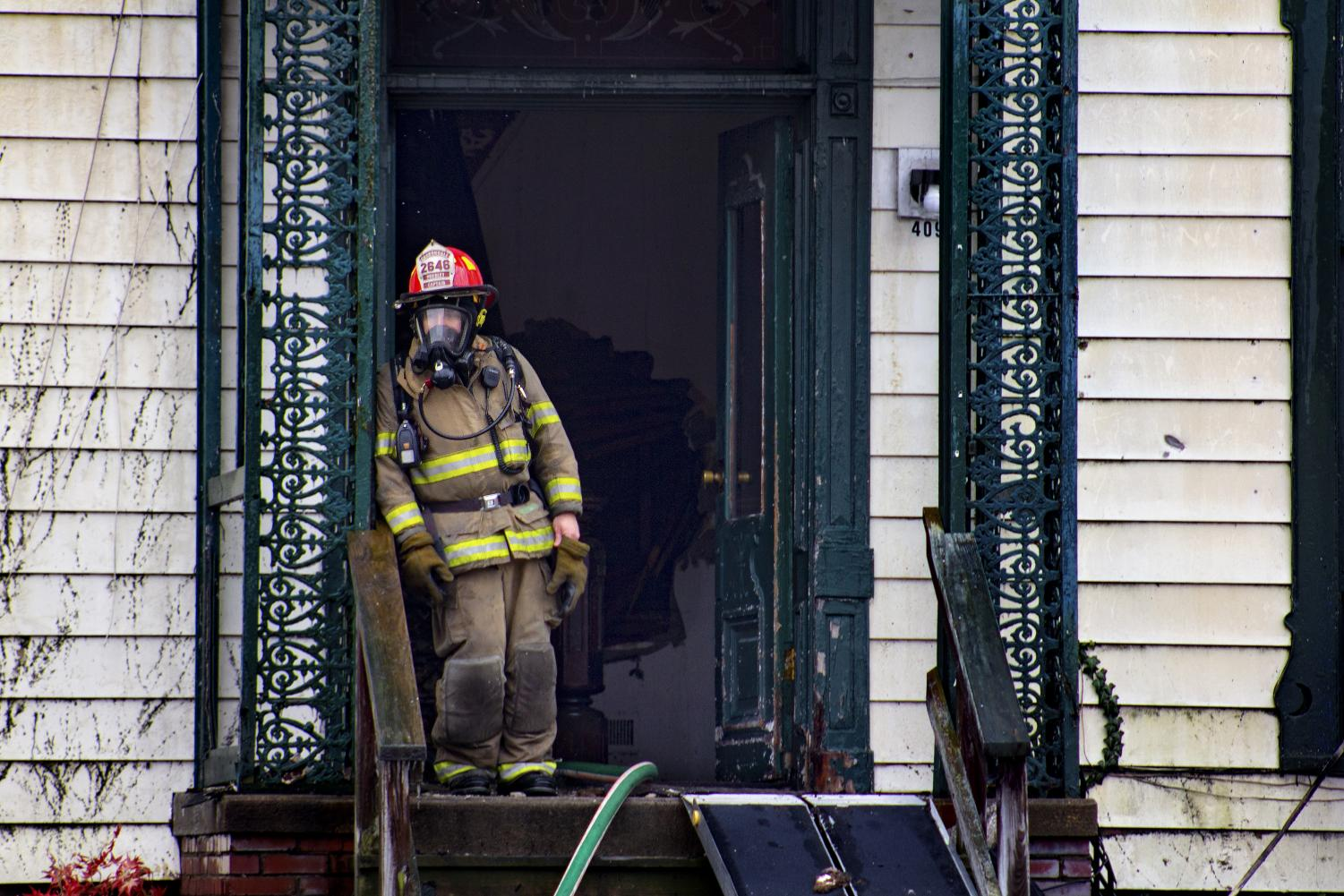 Carbondale building built in 1881 destroyed in fire – Daily