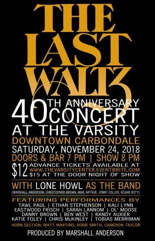 The Varsity Presents: The Last Waltz 40th Anniversary Concert