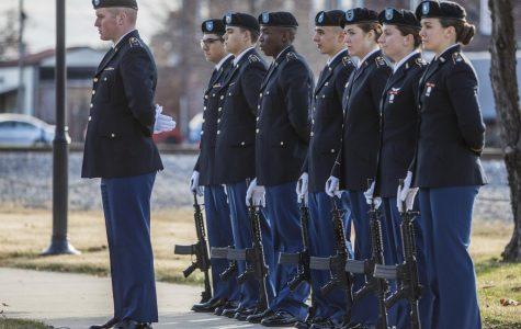 Gallery: Veterans Day memorial service