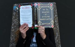 The 7 ½ Deaths of Evelyn Hardcastle Book Review: Strange Apparition