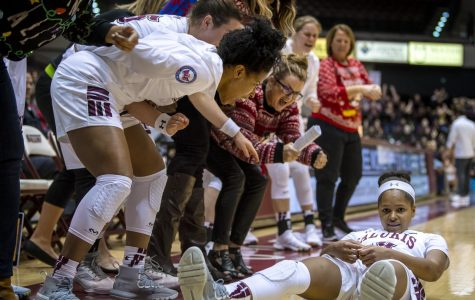 Gallery: Salukis battle past IUPUI in OT