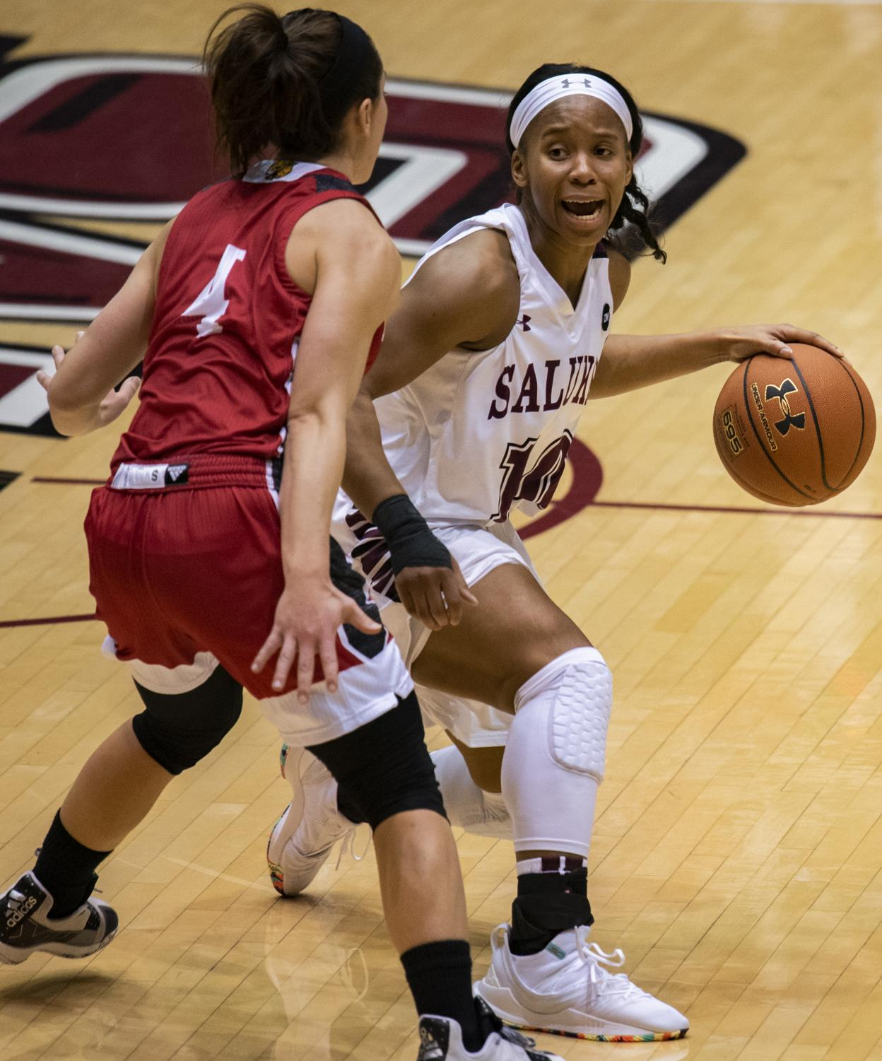 newest collection efc45 5f3d4 Gallery: Salukis battle past IUPUI in OT – Daily Egyptian