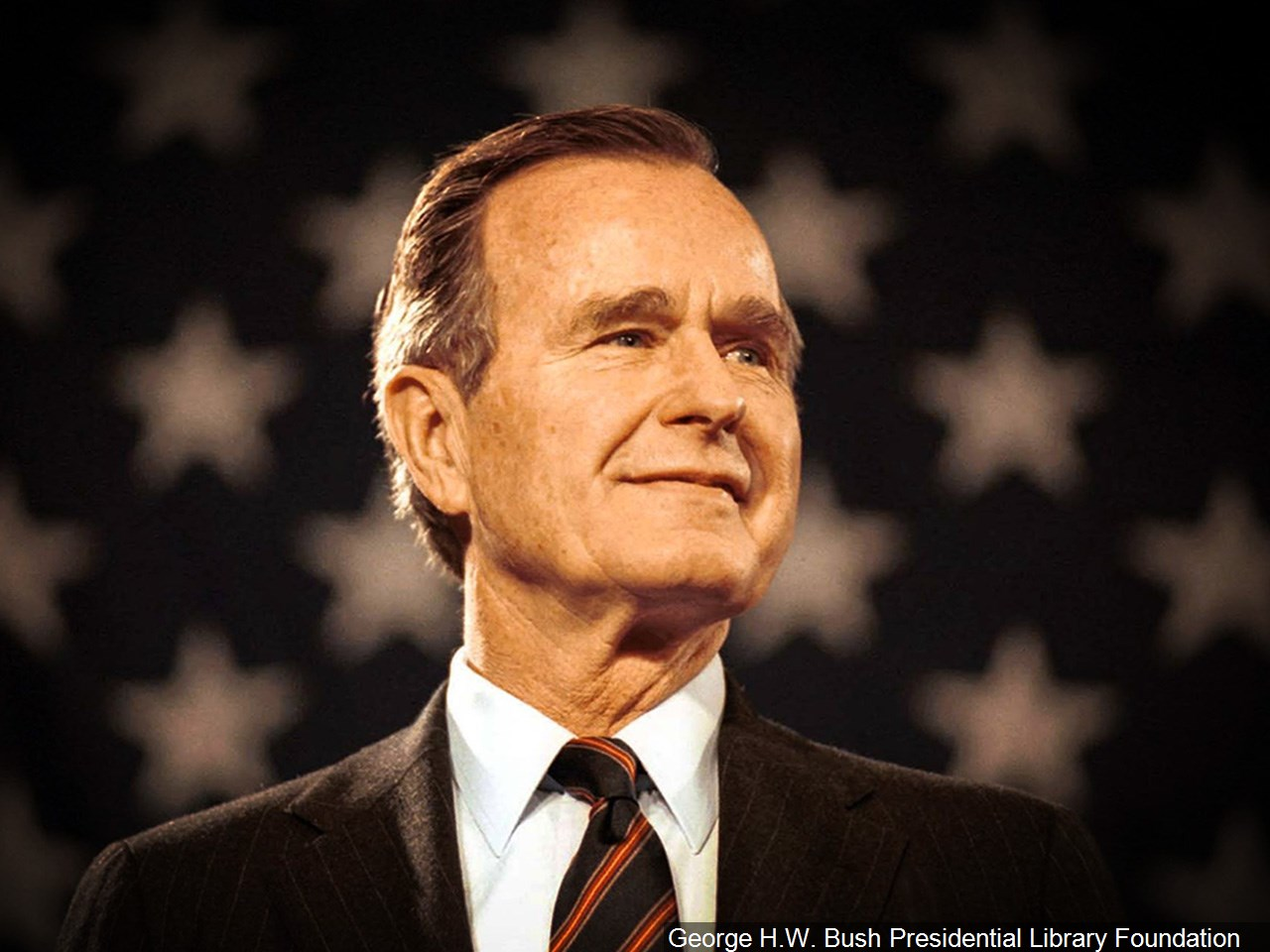 Photo: George H.W. Bush Presidential Library Foundation (Tribune News Service | MCT Direct)