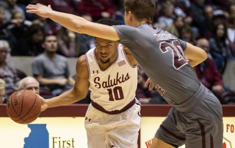 Gallery: Salukis fight off Missouri State in 2019 conference opener