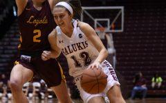 A sour Sunday: Salukis suffer loss to Loyola