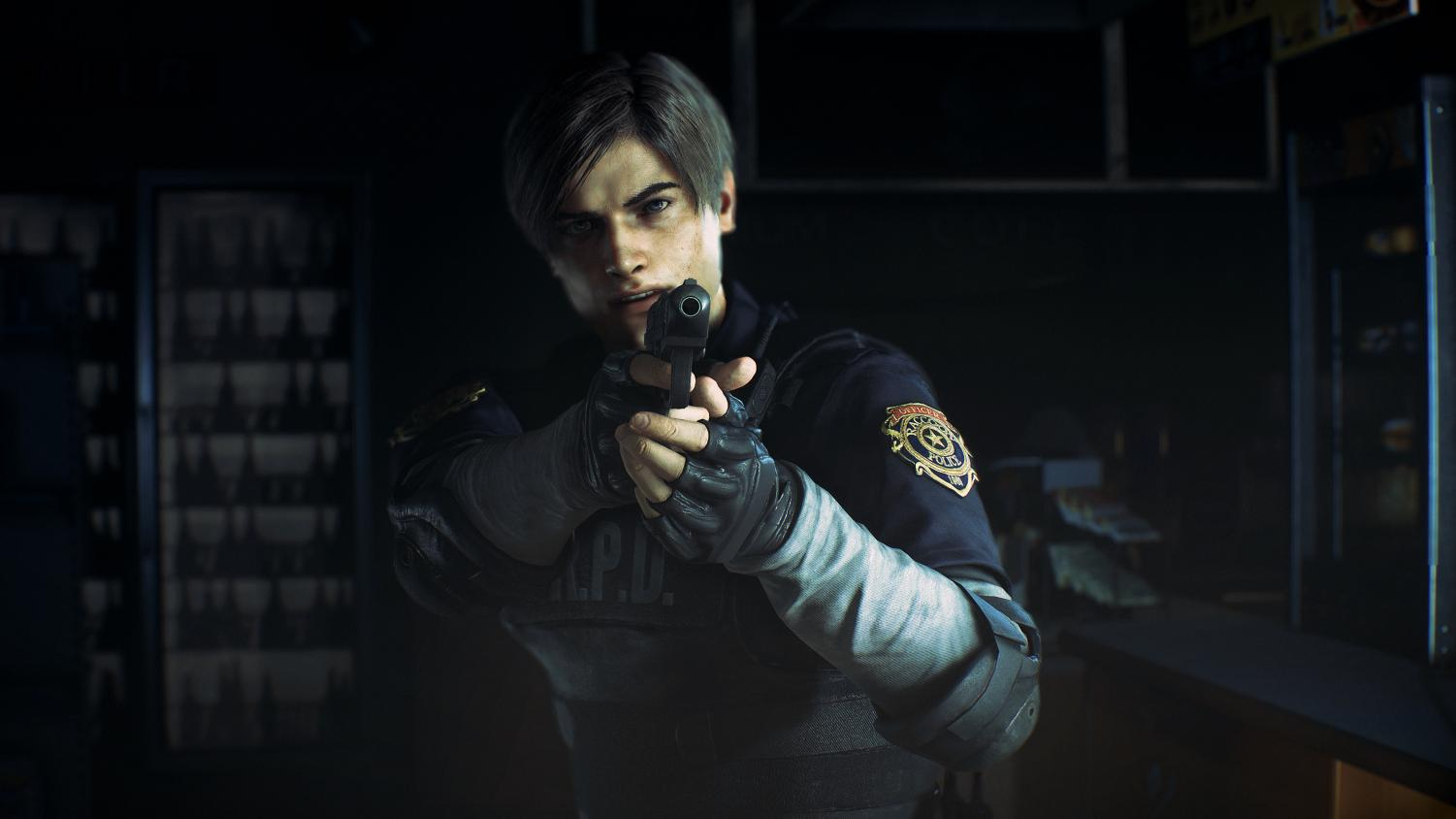 Resident Evil 2 - January 25 (PS4, Xbox One, PC) -   Capcom's remake of the PS1 classic Resident Evil 2 isn't some basic texture update. Apart from the story being near identical to the original (with a few changes to surprise fans of the original,) this is a brand new game.  It uses the same RE Engine as 2017's Resident Evil 7 to great effect. The rendering software allowed the developers to make character models so no two zombies are the same.   If you're skeptical, the 30 minute demo is out now for PS4, Xbox One and PC.