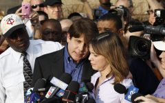 Patti Blagojevich 'speechless' convicted chicago cop's sentence is shorter than her husband's, sends flare to Trump on social media