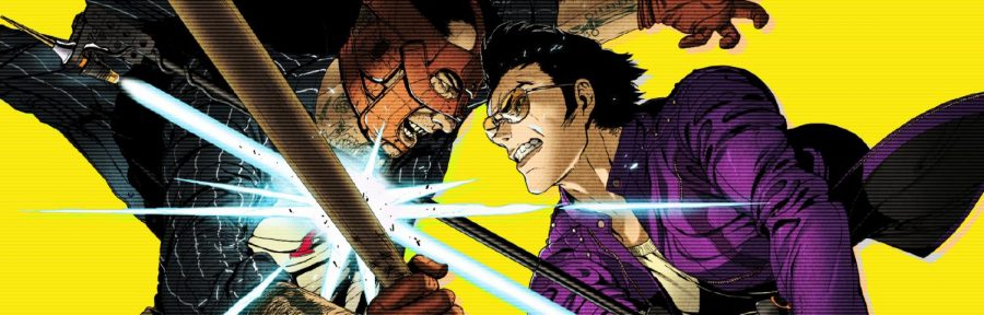 Travis+Strikes+Again%3A+No+More+Heroes+never+actually+has+more+than+10+seconds+of+this+fight.
