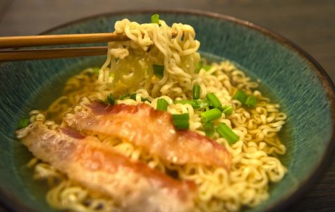Five ramen recipes to add a little flavor to your life