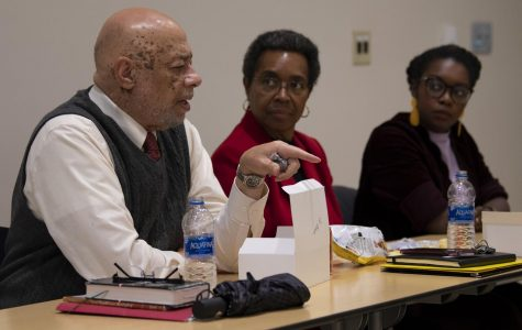 SIU discussion focuses on diversity at SIU, in the community