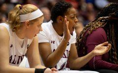 Nicole Martin: Bringing the intensity for Saluki women's basketball