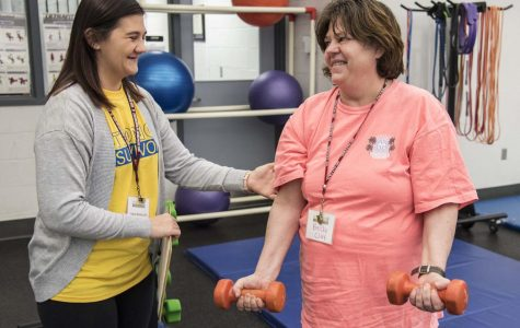 Strong Survivors: Cancer rehabilitation program provides better lives for all involved