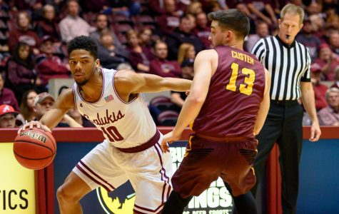Men's basketball: Defense propels Southern past Loyola Ramblers