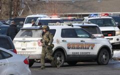 6 dead, including shooter, and 5 officers wounded in attack at Aurora manufacturing firm