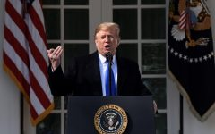 Trump, testing limits of presidential authority, declares border emergency
