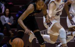 Women's basketball falls to UNI in senior day showdown, 76-67