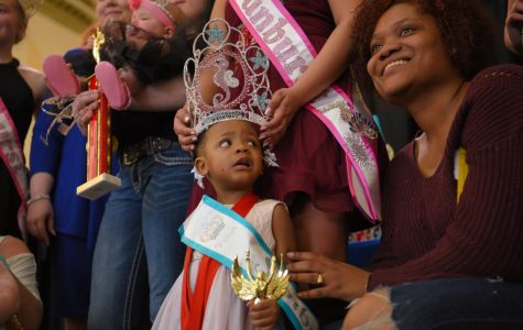 Pretty in pink: Pageant gives children a chance to shine