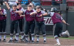 Decker notches 2 solo homers in Southern's 11-2 win over UT Martin