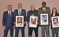 Kent Williams, former Southern Illinois athlete, inducted into MVC Hall of Fame
