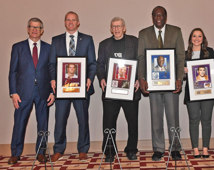 2019 Missouri Valley Conference Hall of Fame Inductees