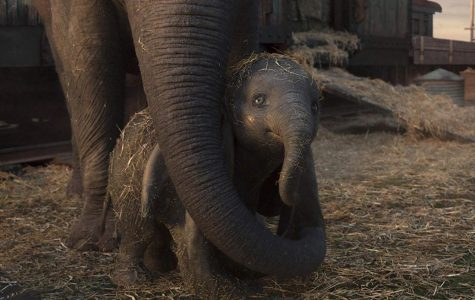 Movie review: Stretched thin, live-action 'Dumbo' doesn't achieve liftoff